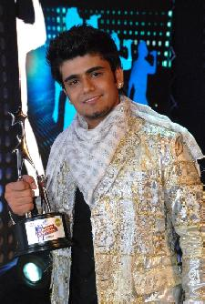 Yashraj Kapil the winner of Sitaron Ko Choona Hai