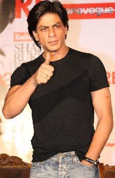 SRK- It was Detention, not Publicity