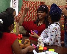 Item girl Rakhi Sawant turns super mom