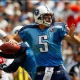 Kerry Collins Replaces Vince Young