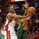 Celtics Scores Against Miami Heat