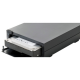 Logitec's new LHR-DS04EU2: a slot-in e-Sata HDD enclosure to your TV or PC