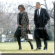 Rain lifts, vacationing Obamas dine out for lunch