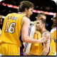 Farmar scores 24 as Lakers rout Mavericks 131-96