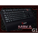Thermaltake MEKA G1 Mechanical Keyboard out in the market: Review