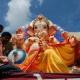 Ganesh Chaturthi Celebrated with Grandeur