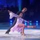 Sean Young Shows Her Skating Skills