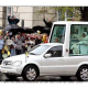 Popemobile Upgraded to Carry Pope Bedict