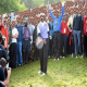 Cigar Guy in Tiger Woods Photo Creating Buzz