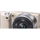 Sony announced NEX-5 Camera in Gold