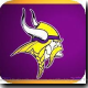 Vikings and Saints tied 14-14 at halftime