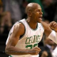 Ray Allen Stars In Celtics Win