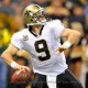 Drew Brees Lead The Saints to Victory