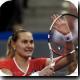 Wozniacki beats Petrova to win in New Haven again