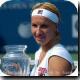 Kuznetsova reaches 1st semifinal at Rogers Cup