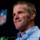 Brett Favre Is Recovering His Chin Injury