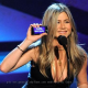 Jennifer Aniston Looked Beautiful at People's Choice Awards