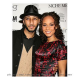 Newlyweds Alicia Keys and Swizz Beatz Cool Off at the Mediterranean
