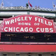 Wrigley Field's Roof Broken