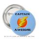 Man Changes Name from 'Smith' to 'Captain Awesome'!!