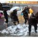 Chicago Blizzard 2011 Creates Havoc