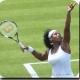 Serena saves family pride as sister Venus gone